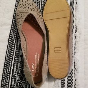 Toms Shoes - Tom's Jutti Ballet Flats